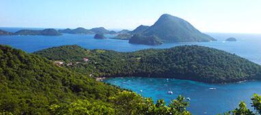croisière Guadeloupe les iles