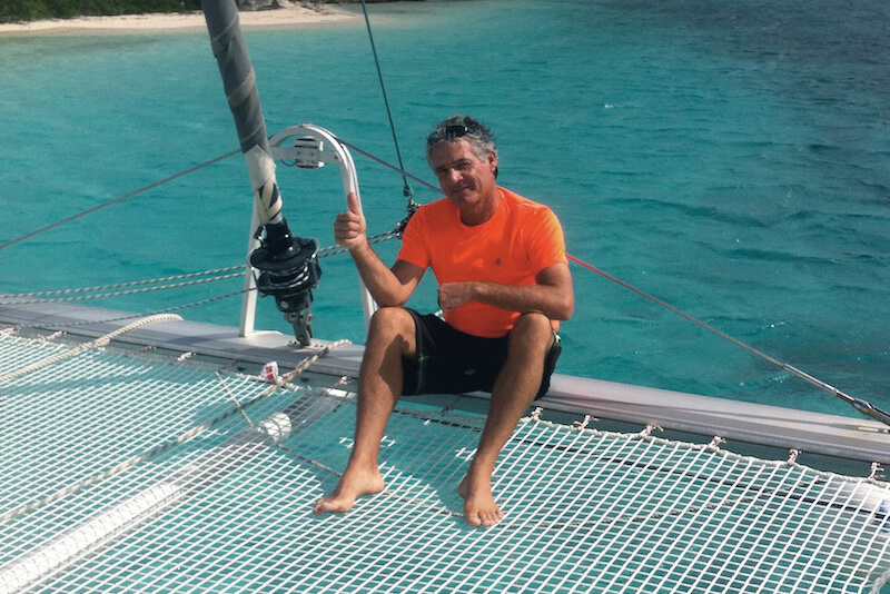 croisière Guadeloupe Jean-Marc
