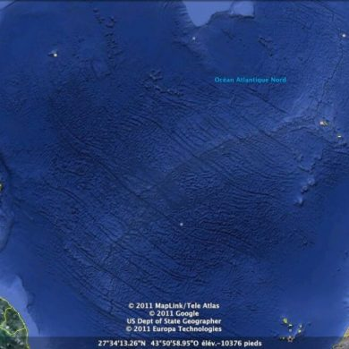 Croisière Guadeloupe vue de la terre