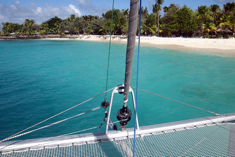 croisière Guadeloupe à bords de tiprens
