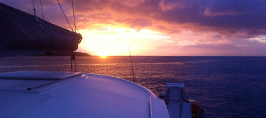 croisiere catamaran guadeloupe