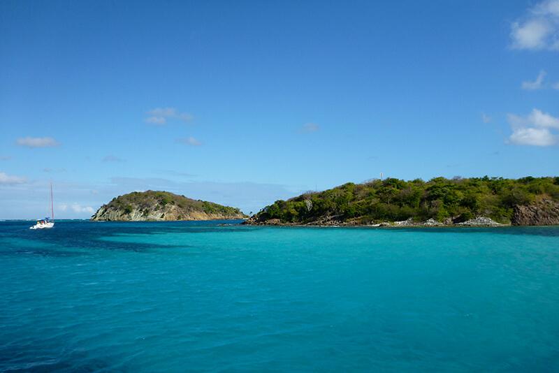 croisière Guadeloupe catamaran